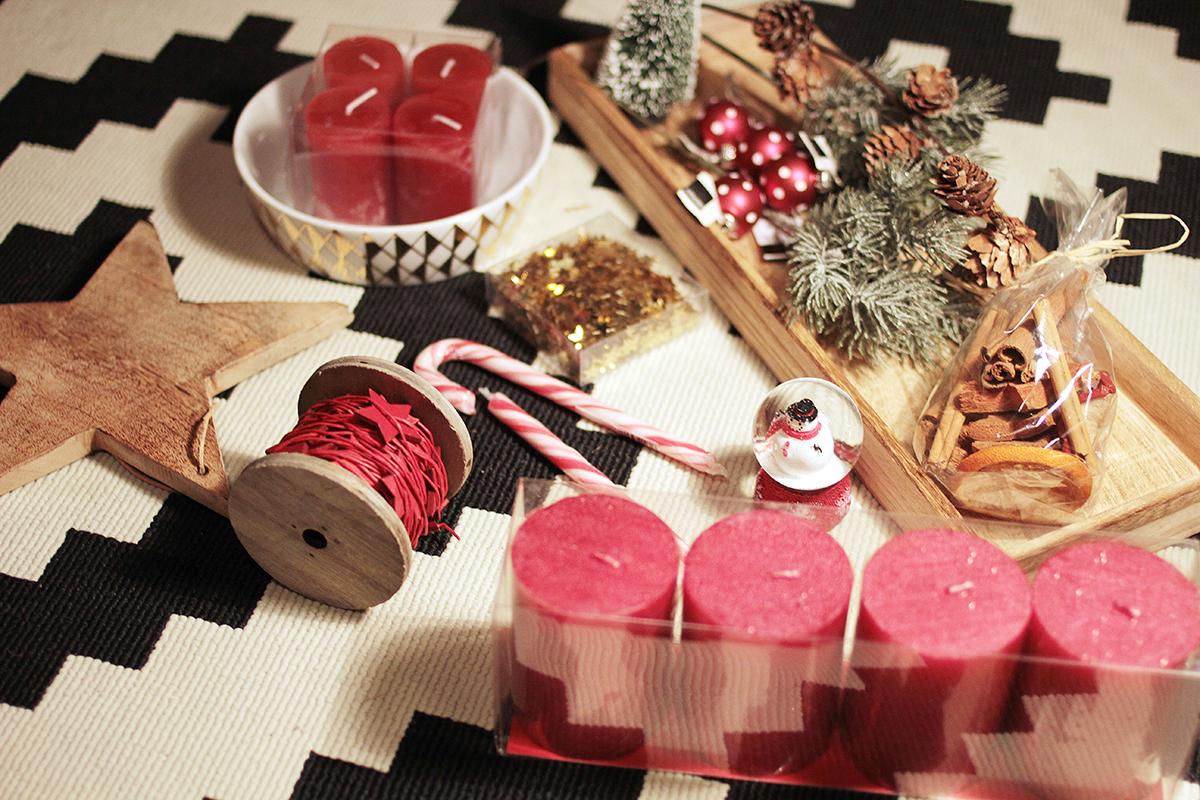 Last minute weihnachtsdeko malina florentine for Nanu nana weihnachtsdeko