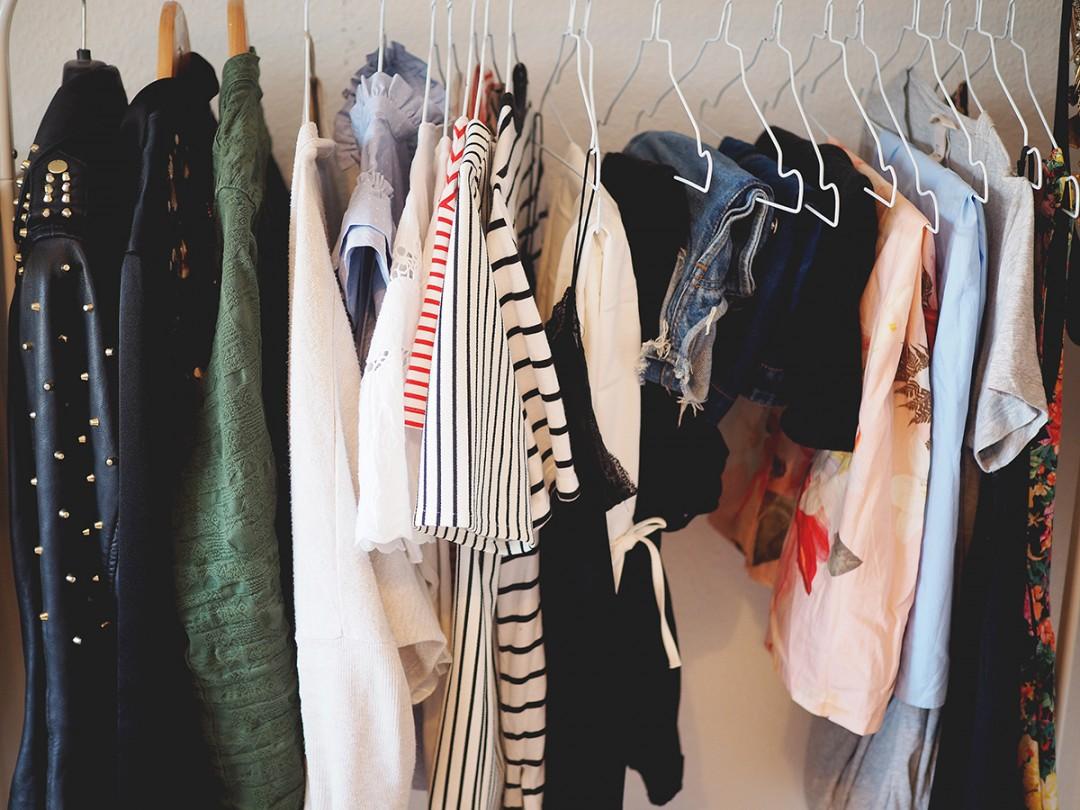 Projekt Capsule Wardrobe