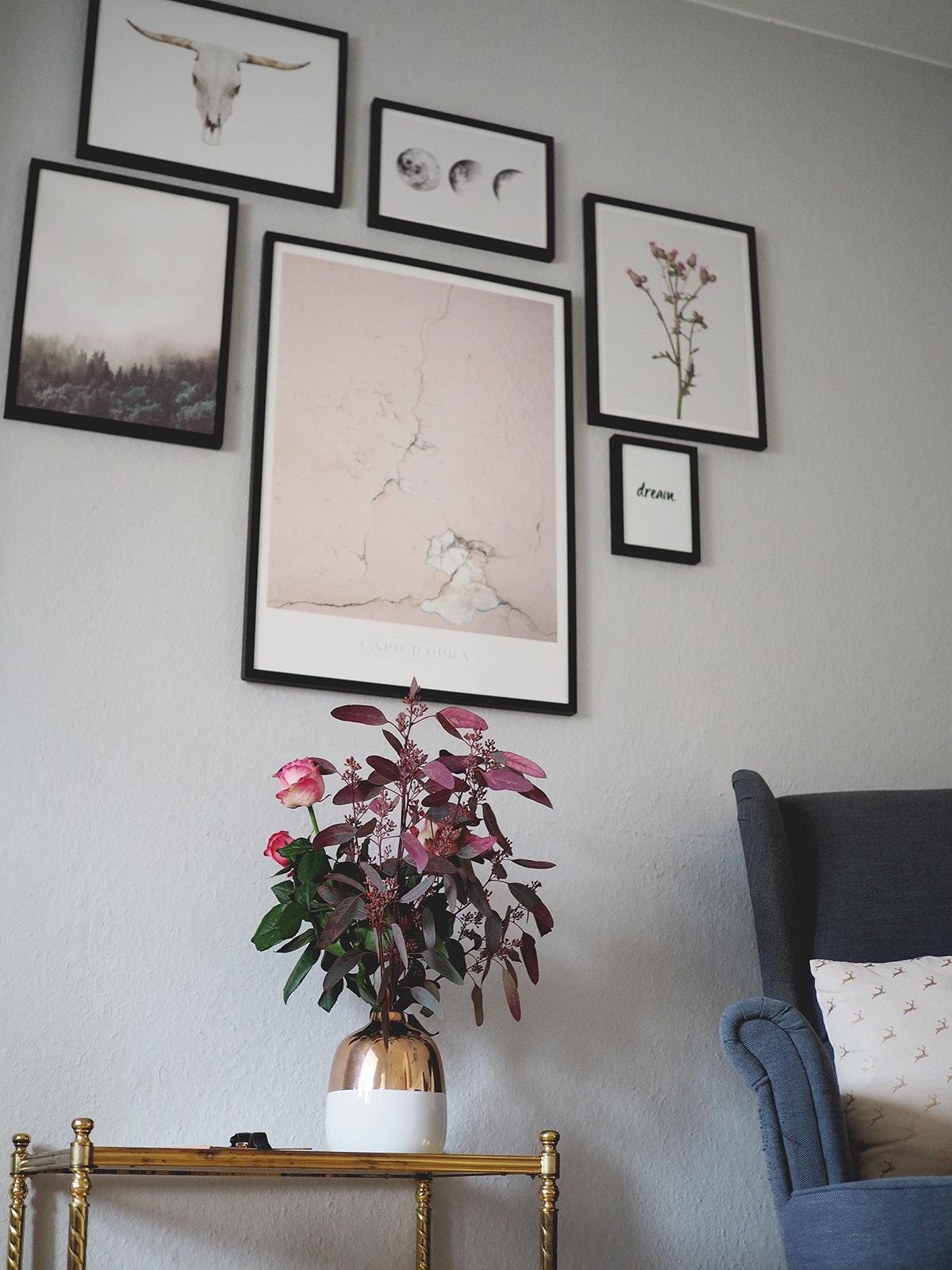 Mein Wohnzimmer Die Sitzecke Mit Bildergalerie Von Desenio