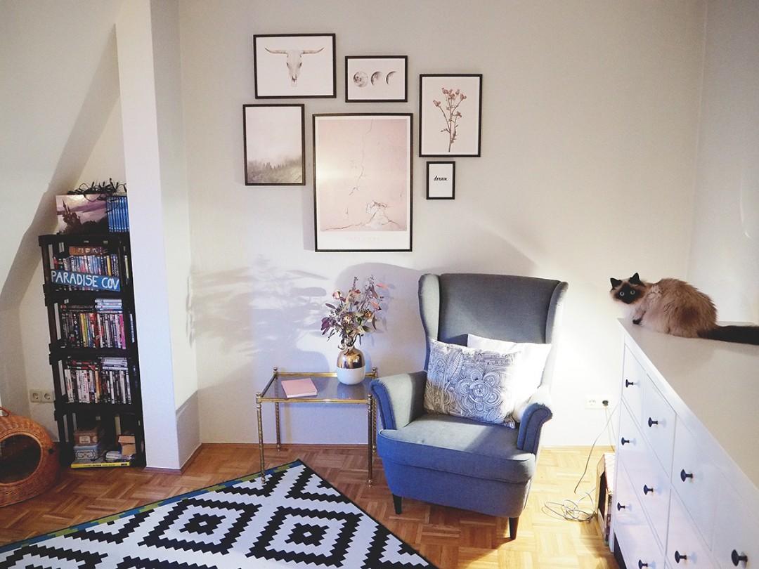 Welcome to my Crib: Mein Wohnzimmer - Malina Florentine
