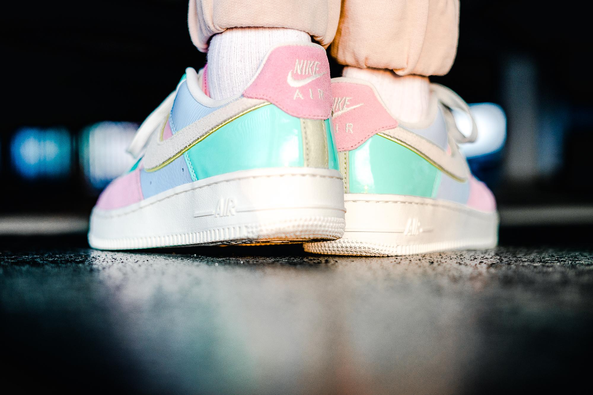 Nike Air Force 1 Easter Malina Florentine